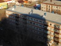 Казань, улица Восстания, дом 115. многоквартирный дом