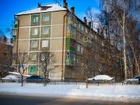 Казань, улица Восстания, дом 76. многоквартирный дом