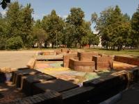 喀山市, 广场 ВосстанияVosstaniya st, 广场 Восстания