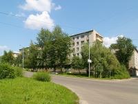 Kazan, st Vyborgskaya, house 2. Apartment house