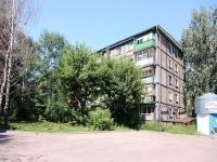 Kazan, st Vyborgskaya, house 3А. Apartment house