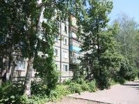 Kazan, st Vyborgskaya, house 5А. Apartment house