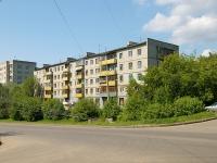 Kazan, st Vyborgskaya, house 5. Apartment house