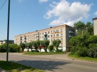 Kazan, st Vyborgskaya, house 7. Apartment house