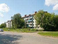 Kazan, st Vyborgskaya, house 11. Apartment house
