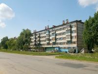 Kazan, st Vyborgskaya, house 13. Apartment house