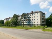 Kazan, st Vyborgskaya, house 15. Apartment house