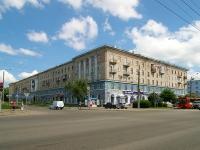 Kazan, st Vyborgskaya, house 18. Apartment house