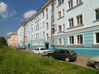Kazan, st Vyborgskaya, house 21. Apartment house