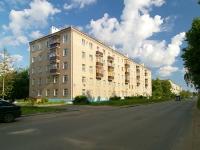 Kazan, st Vyborgskaya, house 22. Apartment house