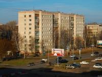 Kazan, st Vyborgskaya, house 3. Apartment house