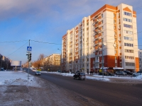 neighbour house: st. Vyborgskaya, house 2А. Apartment house