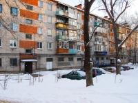 Kazan, Vyborgskaya st, house 7. Apartment house