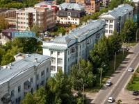 Kazan, Vyborgskaya st, house 21. Apartment house