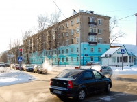 neighbour house: st. Vyborgskaya, house 25. Apartment house