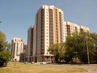 Kazan, st Vyborgskaya, house 16. Apartment house