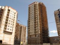 Kazan, st Vyborgskaya, house 16/1. Apartment house