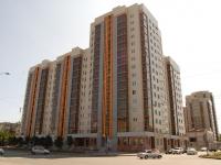 Kazan, st Vyborgskaya, house 16/2. Apartment house