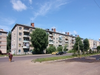 neighbour house: st. Galimdzhan Barudi, house 1. Apartment house