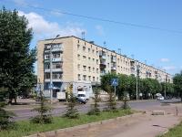 Казань, улица Галимджана Баруди, дом 3. многоквартирный дом