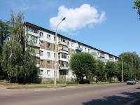 Казань, улица Галимджана Баруди, дом 7. многоквартирный дом