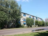 Казань, улица Галимджана Баруди, дом 9. многоквартирный дом
