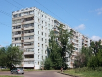 Kazan, Galimdzhan Barudi st, house 11. Apartment house