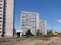 Казань, улица Галимджана Баруди, дом 23. многоквартирный дом