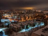 Казань, улица Галимджана Баруди, дом 17. детский сад №387, Золотая рыбка