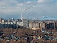 Казань, улица Галимджана Баруди, дом 18. многоквартирный дом