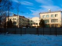 Казань, улица Галимджана Баруди, дом 3А. гимназия №4