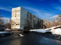 Казань, улица Галимджана Баруди, дом 11. многоквартирный дом