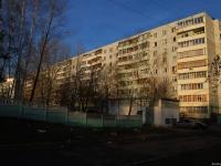 Казань, улица Галимджана Баруди, дом 19. многоквартирный дом