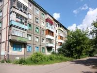 Казань, улица Повстанческая, дом 3. многоквартирный дом