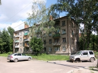 neighbour house: st. Povstancheskaya, house 4. Apartment house