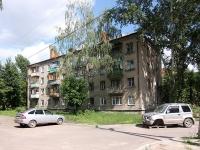 Казань, улица Повстанческая, дом 4. многоквартирный дом