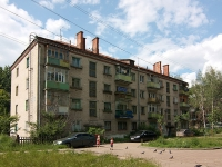 neighbour house: st. Povstancheskaya, house 8. Apartment house