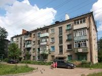 Казань, улица Повстанческая, дом 10. многоквартирный дом