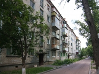 Kazan, Povstancheskaya st, house 12. Apartment house