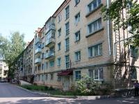 Казань, Горьковское шоссе, дом 4. многоквартирный дом