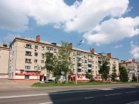 Казань, Горьковское шоссе, дом 6. многоквартирный дом