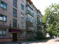 Kazan, Gorkovskoe road, house 6. Apartment house