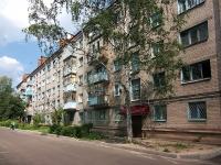 Казань, Горьковское шоссе, дом 10. многоквартирный дом