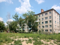 Казань, Горьковское шоссе, дом 12. многоквартирный дом