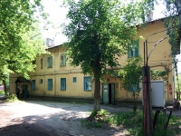 neighbour house: road. Gorkovskoe, house 21. Apartment house