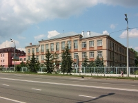 neighbour house: road. Gorkovskoe, house 24. gymnasium №3 с та­тар­ским язы­ком обу­че­ния