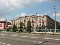 Казань, Горьковское шоссе, дом 24. гимназия №3 с татарским языком обучения