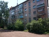 Казань, Горьковское шоссе, дом 35. многоквартирный дом