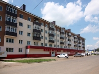 neighbour house: road. Gorkovskoe, house 37. Apartment house