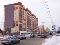 Kazan, Gorkovskoe road, house 15. Apartment house